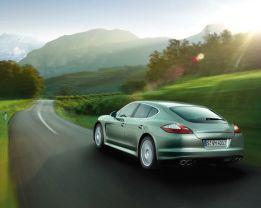 Porsche Panamera S Hybrid2