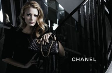 Blake Lively for Chanel Mademoiselle2