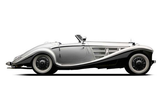 1937 Mercedes-Benz 540K Spezial Roadster by Sindelfingen