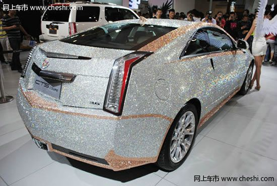 Swarovski-Studded-Cadillac-CTS-Coupe-4