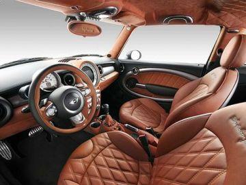 Vilner Mini Cooper S interior