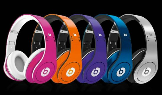 Limited Edition: Beats By Dr. Dre Headphones Holiday 2011 Colors