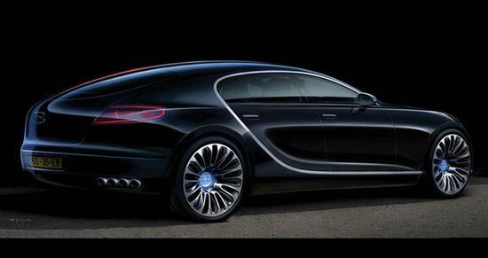 Bugatti 16C Galibier back