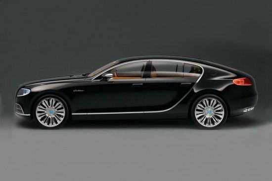 Bugatti 16C Galibier ide view
