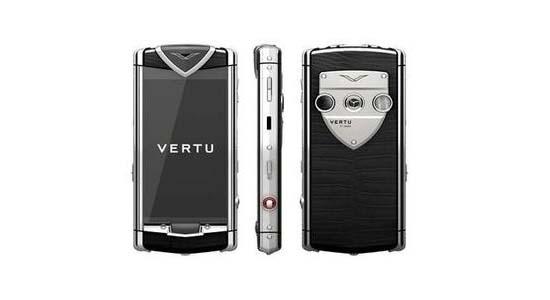 Vertu Constellation T Touchscreen Phone