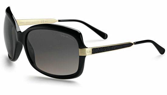 Giorgio-Armani-gold-aviator-sunglasses-2
