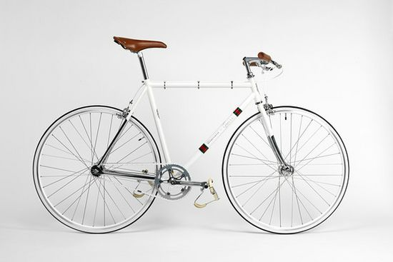 Bianchi by Gucci single speed bike