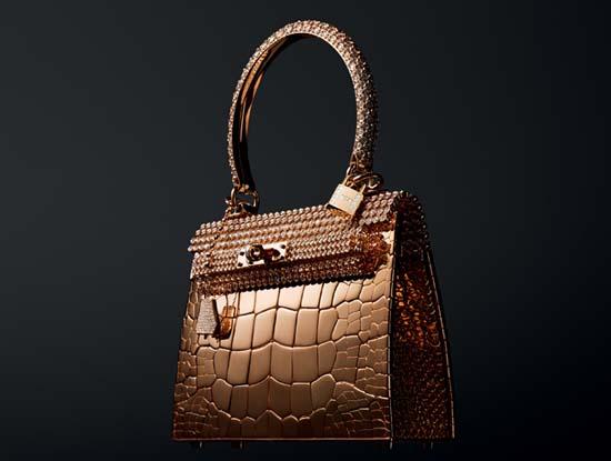 Hermès $1.9 Million Diamond-Studded Handbag