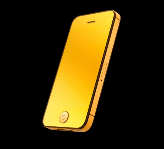 Gold-iPhone-4S-1