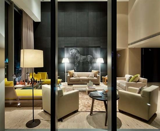 The world's first Hermes-decorated apartment in Singapore