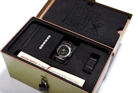 RolexBeetleBaileySubmarinerDRXboxopen