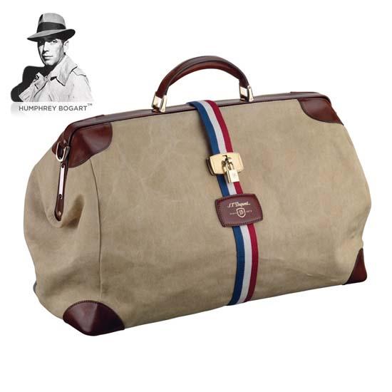 Beige Bogie Bag
