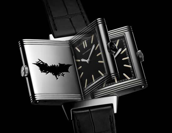 Jaegar-Le Coultre Reverso Batman Edition 1