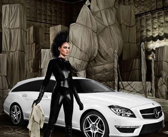 Mercedes-Benz Spring/Summer 2013 Campaign by Mario Testino