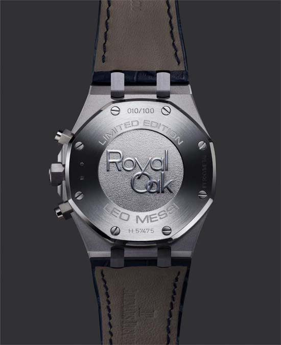 Royal Oak Leo Messi Limited Edition 3