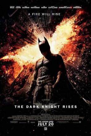 The Dark Knight Rises-poster