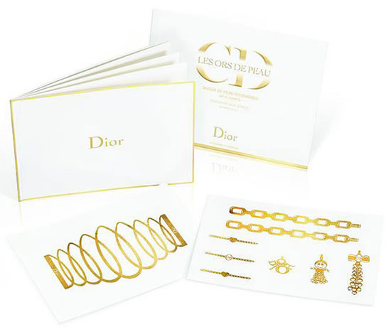 dior-24K-gold-tatoo-1