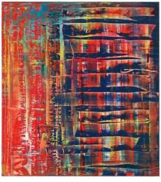$15.3 million - Gerhard Richter, Abstraktes Bild (779-2), 1992