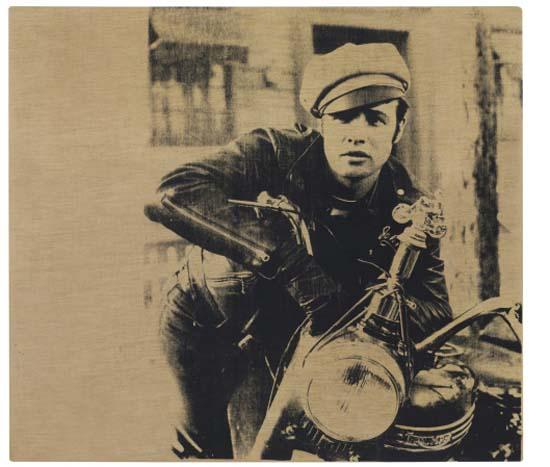 Andy Warhol, Marlon, 1966