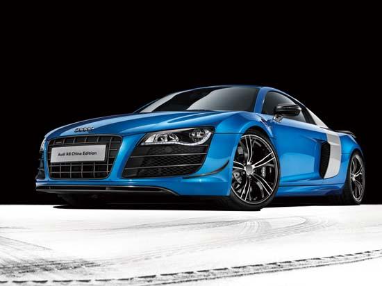 Audi R8 China Edition 01