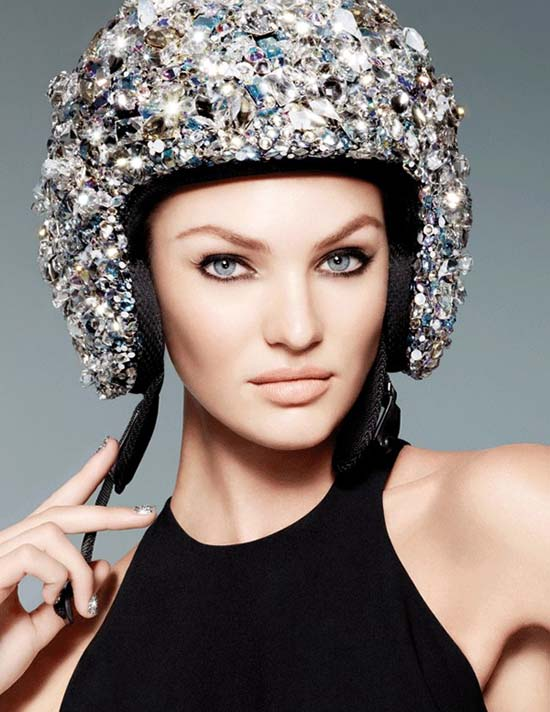 897dd620ff Candice Swanepoel is the new face for Swarovski • Luxuryes
