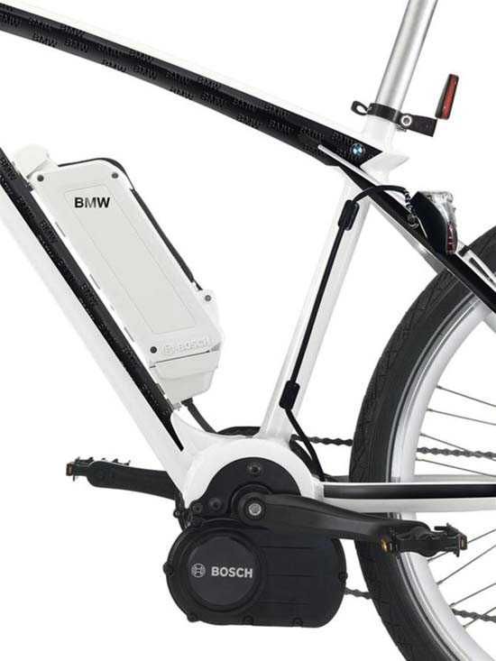 bmw introduces stunning electric bike the cruise luxuryes. Black Bedroom Furniture Sets. Home Design Ideas