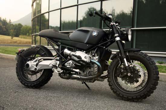 BMW 1200R by Lazareth