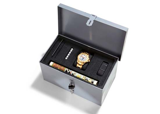 bamford-dr-romanelli-rolex-yachtmaster-gold-2