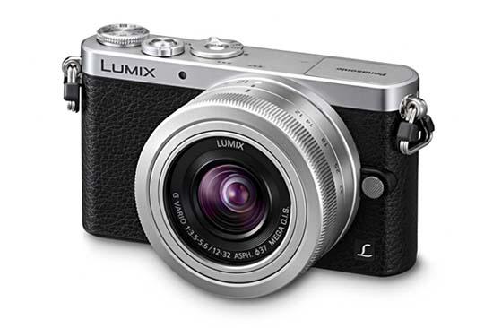 Panasonic Lumix DMC-GM1 Looks Stylish