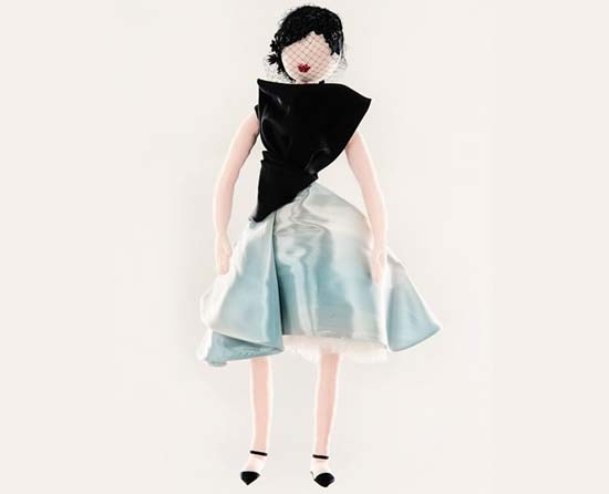 Dior doll for UNICEF