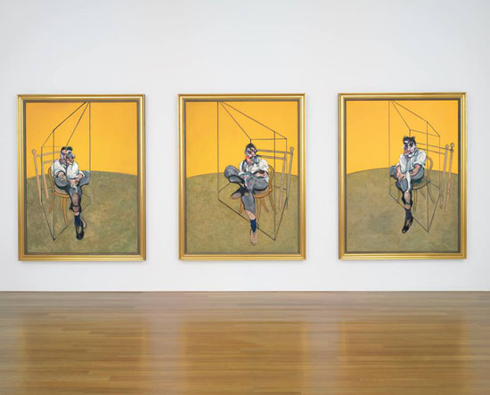 Francis Bacon painting 'Three Studies of Lucian Freud' sells for record $142 million