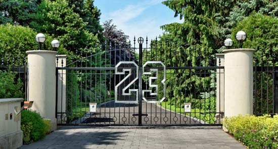 Prime Take A Look Inside Michael Jordans Amazing House In Chicago Interior Design Ideas Tzicisoteloinfo