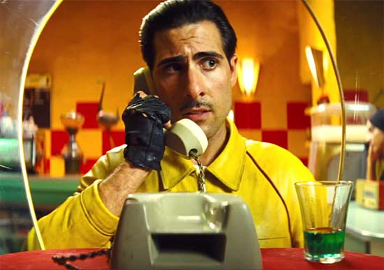 'Castello Cavalcanti' by Wes Anderson For Prada