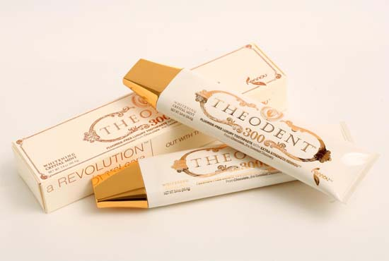 The most expensive toothpaste in the world: Theodent 300