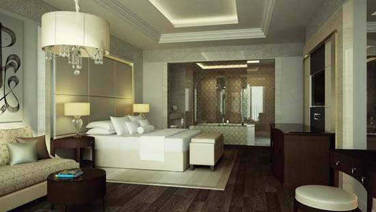 Club Room Guest Room