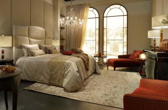 Fendi casa collection 2014 luxuryes for Fendi casa bedroom