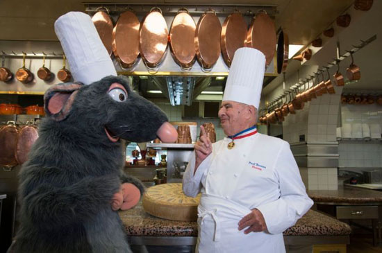 Ratatouille-Paul Bocuse
