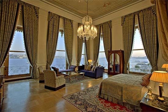 Sultan's Suite, Çiragan Palace Kempinski, Istanbul