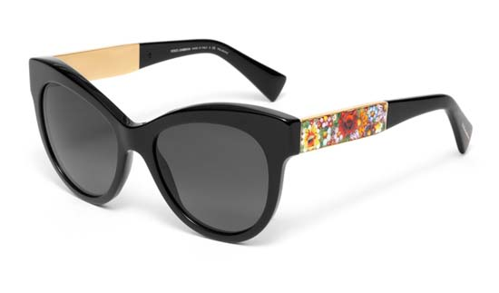 ea9d601ac6bf Dolce   Gabbana Mosaico Limited Edition Sunglasses • Luxuryes