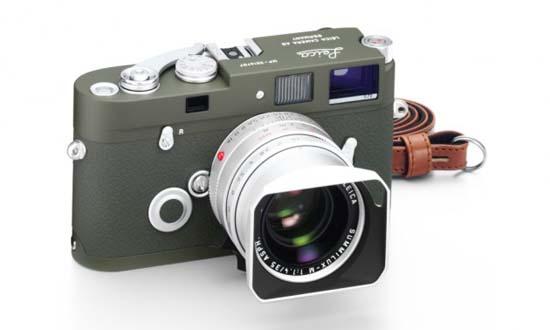 Leica MP Olive