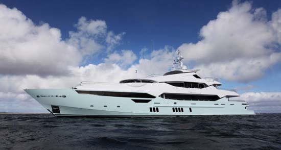 "Sunseeker 155 Superyacht ""Blush"""
