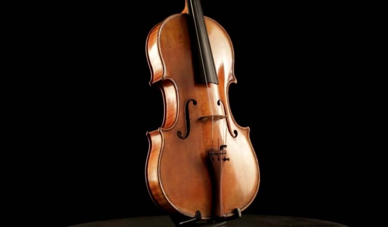 Sotheby's To Auction Rare Stradivarius Viola For $45 million