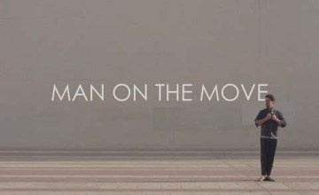 Hermes Man on the Move