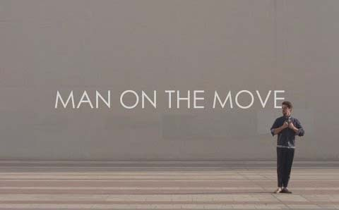 Hermès Short Film: Man on the Move