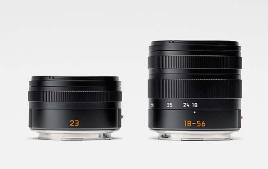 Leica-T-Lenses