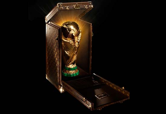 Louis Vuitton Trophy Case 2014 FIFA 1