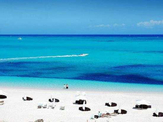 2. Grace Bay, Providenciales, Turks and Caicos Islands