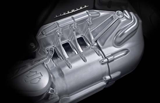 Harley-Davidson Livewire engine