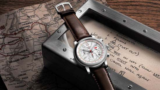 Chopard Mille Miglia 2014 Race Edition chronograph