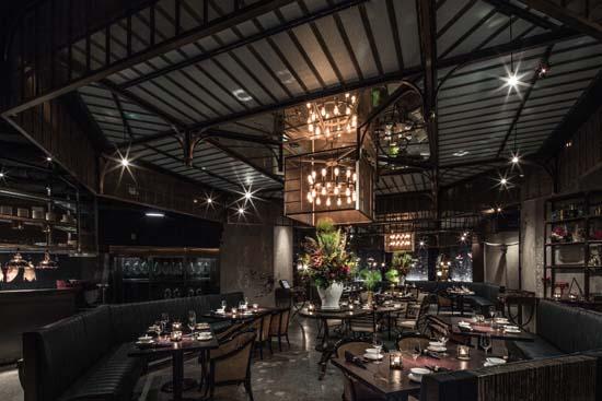 Mott 32 Restaurant